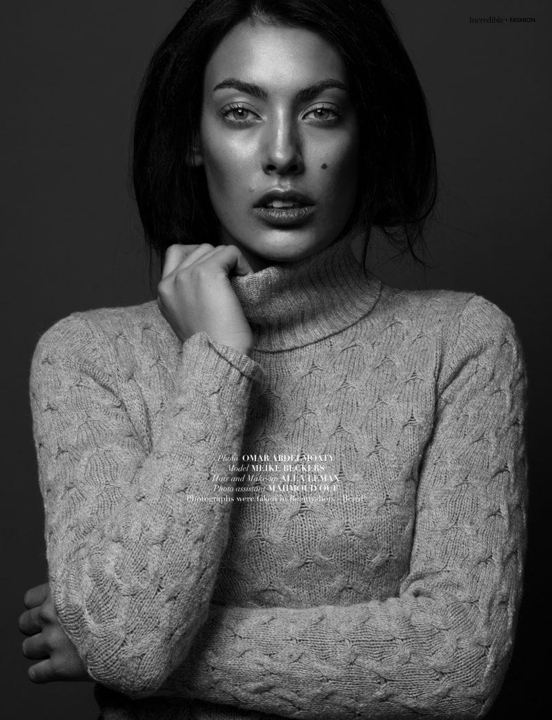 Omar Abdelmoaty Beauty Meike Beckers